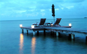 Belize Private Island Casa 1834