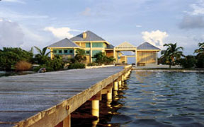 Belize Private Island Casa 20050
