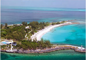 BAHAMAS PRIVATE ISLAND VILLA 3457