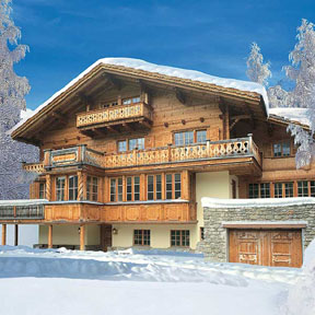 Klosters Chalet 8352