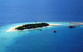 Maldives Private Island 9458