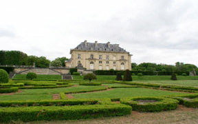 Paris Chateau 9853